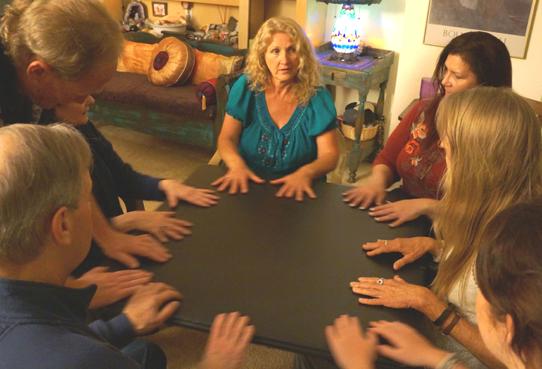 Mediumship development classes, psychic development, San Diego
